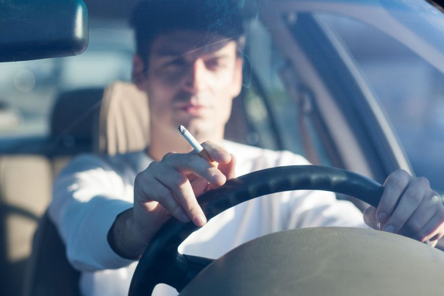 smoking prohibited with minors in vehicles essay